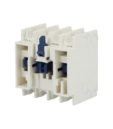 Accesorii pentru contactoare:contacte auxiliare LADN31
