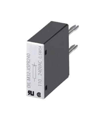 Accesorii pentru contactoare:sistem de atenuare Serie:DILM DILM95-XSPR240