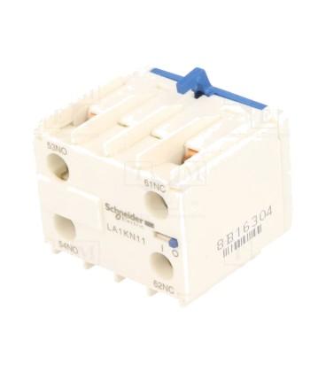 Accesorii pentru contactoare:contacte auxiliare LA1KN11