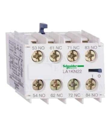 Accesorii pentru contactoare:contacte auxiliare LA1KN22