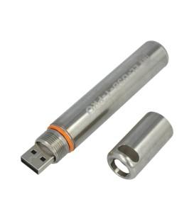 Înregistrator:temperaturi -40÷125°C Dotări:baterie,software EL-USB-1-PRO