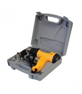 Pistol aer cald in cutie de plastic ZD509 ZD509_cutie