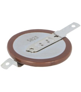 Acumul: Li VL2020 3V 20mAh Term: urechi pentru lipire -20÷60°C VL-2020/F2N