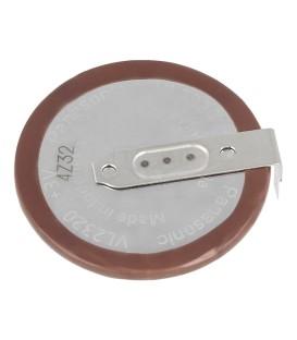 Acumul: Li VL2320 3V 30mAh Term:2pin Ø23x2,7mm -20÷60°C VL-2320/HFN