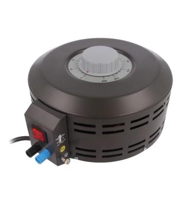 Autotransformator variabil Putere: 3,38kVA Uieş: 0÷260V 13A HSN0303-3.38KW