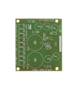 Cablaj imprimat amplificator mono PT002B PT003B PT005 PT006 100W cu TDA729x 09840010