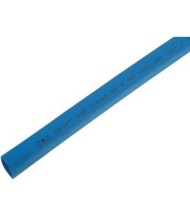 Manşon termocontractabil fără adeziv 2: 1 4,8mm L: 1m albastră