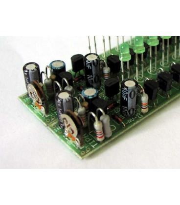 Kit de asamblare VU-metru stereo PT024S