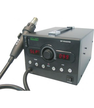 Hot air soldering station 800W