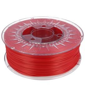 Filament: PLA 1,75mm roşu cald 200-235°C 1kg ±0,05mm DEV-PLA-1.75-HRD