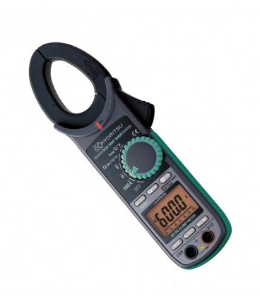 Cleşte ampermetric 600A AC/DC True RMS