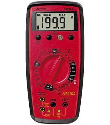 Multimetru AMPROBE 38xR, AC 750/DC 1000V, 10A