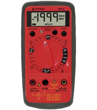 Multimetru AMPROBE 5XP, AC 750/DC 1000V, 200mA CA,DC