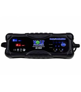 Încărcător automat inteligent (redresor) 8 A baterii auto cu plumb 12V și 24V