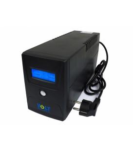 Micro UPS 800/480 W 9 Ah Afisaj LCD