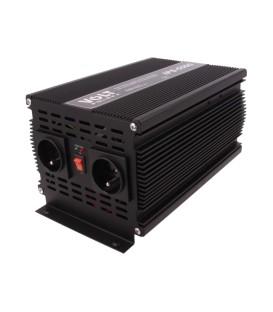 Convertor invertor auto dc 24V ac 220V 2500W Pvârf: 5000W IPS5000/24V 3IPS500024