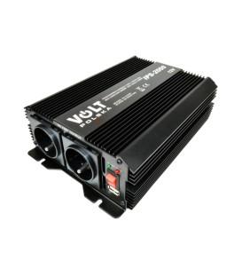 Invertor auto Convertor IPS 2000 12V 220V