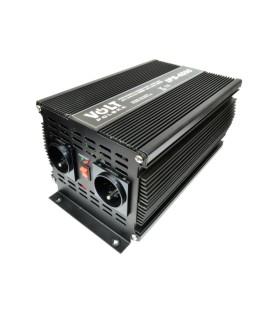 Invertor auto Convertor de tensiune 4000W (2000 / 4000W) 12 - 220 V