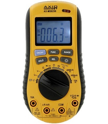 Multimetru digital cu senzor de tensiune