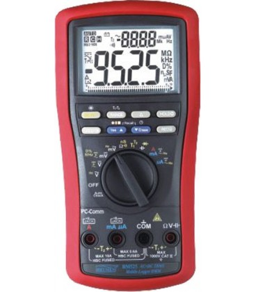 Multimeter-Logger with True RMS and USB