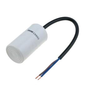 Condensator: pentru motoare, de funcţionare 16uF 450V ±5%