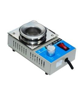 Solder bath ZB-38C for 300g solder, 230V/150W