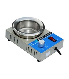 Solder bath ZB-80C for 1,6kg solder, 230V/250W