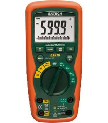 Multimetru etanş heavy duty Extech cu măsurarea temp.