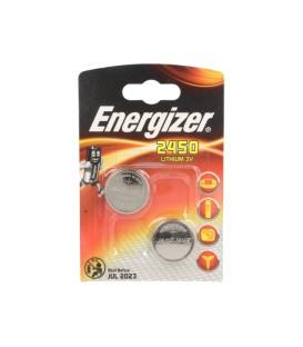 Baterie: litiu 3V CR2450,monedă Nr.bat: 2 Ø24,5x5mm 620mAh