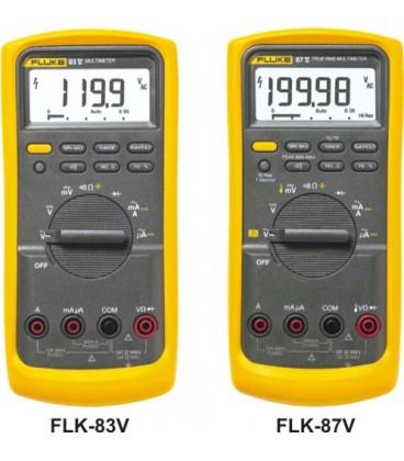Multimetru Fluke cu TRMS FLK-87-5