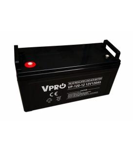 Baterie Acumulator VPRO / OPTI 120 Ah 12V AGM VRLA