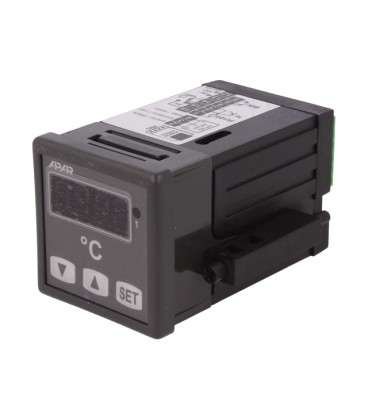 Regulator de temperatură cu microprocesor 48x48x79mm AR601