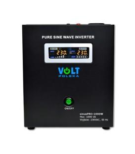 UPS Sursă de alimentare neîntreruptibilă PRO-1000 W 12V montare pe perete 3SP100012W
