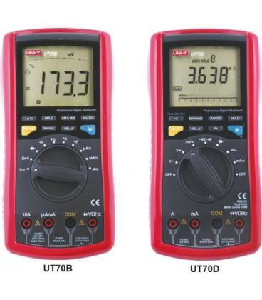 Multimetru 1000V AC/DC 10A AC/DC