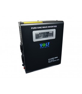 Sursa tensiune UPS centrala termica 800VA 500W - baterie externa (neinclusa) sinusPRO-800W