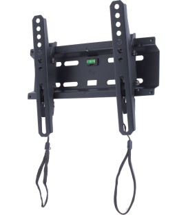 "Suport TV LCD de perete 13""-43"" inclinabil cu snur Well Cod EAN: 5948636031904"