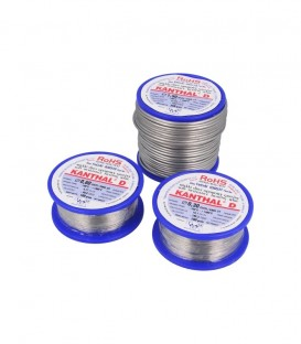 Nichelina cablu rezistiv 0,764Ω/m -100÷1300°C Øext: 1,5mm FeCrAl