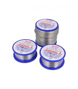 Nichelină 1.2 - Sârmă rezistivă 1,19Ω/m -100÷1300°C Øext: 1,2mm FeCrAl