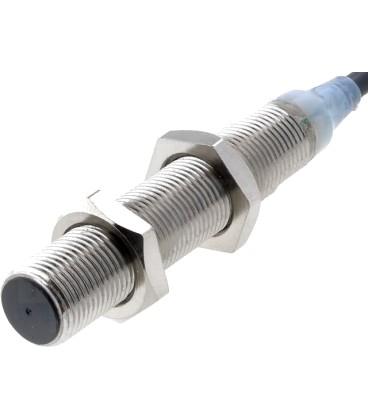 Senzor inductiv de proximitate PNP / NO 4mm E2AM12LS04WPB15