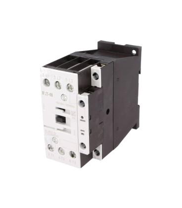 Contactor tripolar Contacte auxiliare:NO 32A 110VAC DILM32-10-110V