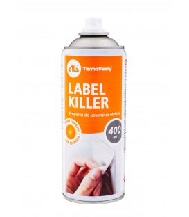 Spray dezlipire etichete Label Killer 400ml