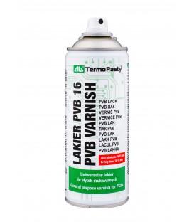 Spray Lac pentru cablaje transparent lichid 100ml Temp: -50÷150°C