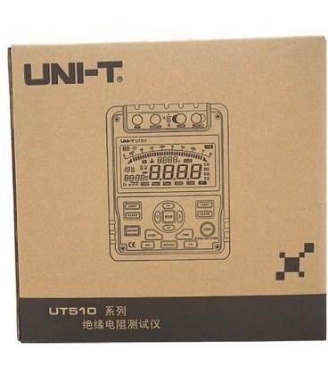 Multimetru digital de masurare rezistența de izolare 1000 V 10Gohm UNI-T UT511