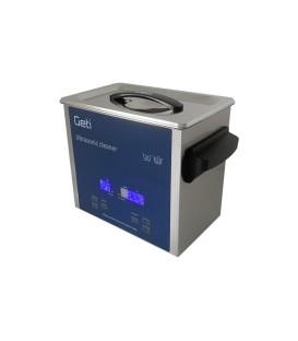 Baie curatare cu ultrasunete Geti GUC03B 3L Oțel inoxidabil