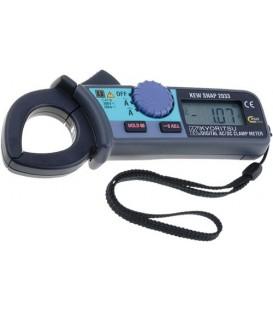 Cleşte ampermetric pentru măsurarea AC/DC pentru 300A KEW2033