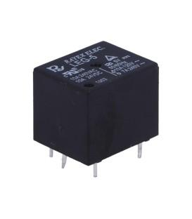 Releu  electromagnetic SPDT Ubobină: 5VDC 10A/120VAC 10A/24VDC