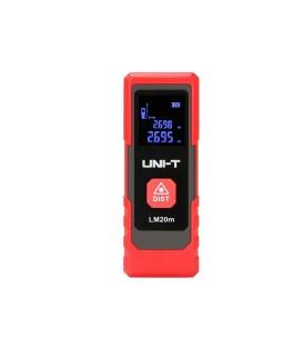 TElemetru laser ruleta masoara distanță UNI-T LM20m