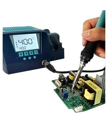 Statie de lipit 90W afisaj LCD mare lipire fara Plumb