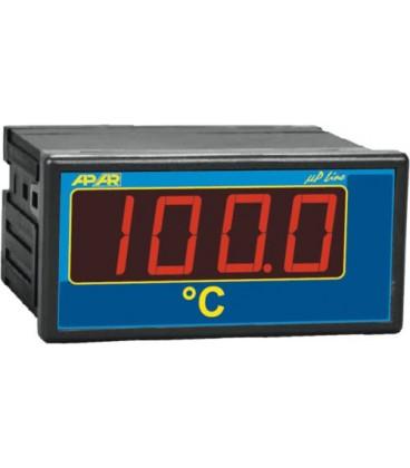Termometru, senzor Pt100, termocupluri J K S