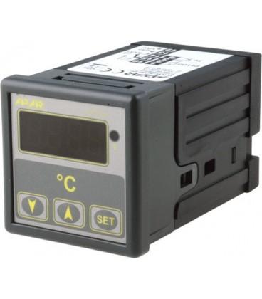 Regulator de temperatură cu microprocesor 48x48x79mm